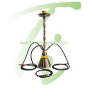 3-User Fancy Hookah